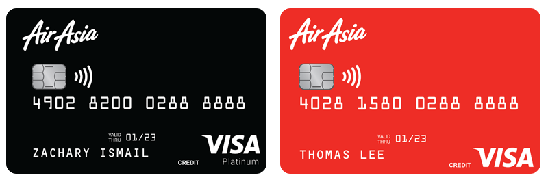 AirAsia Credit Cards