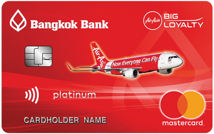 Bangkok Bank Master Card